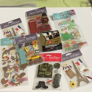 Other - Lot 45 - Scrapbook Stickers